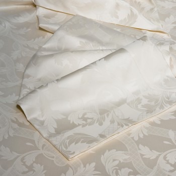 Anichini Acanto Luxury Jacquard Table Linens