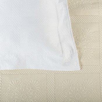 NEW ORLEANS MATELASSE COVERLETS & SHAMS