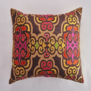 Anichini Pema Embroidered Pillows