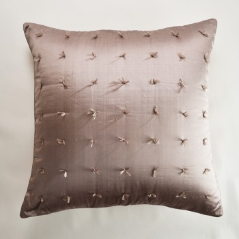 Anichini Sitara Dupioni Silk Pillows