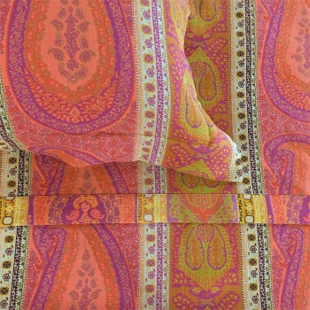 Anichini Taj 2.0 Heavyweight Jacquard Coverlets & Shams