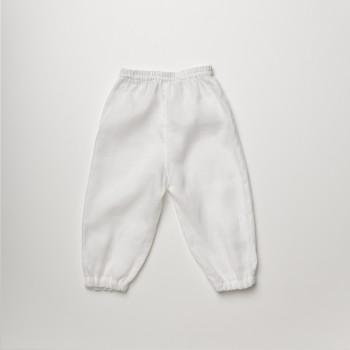 Anichini Bambini Handmade Linen Baby Pants