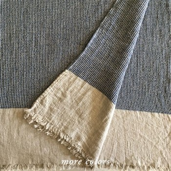 CAMILE LINEN THROWS