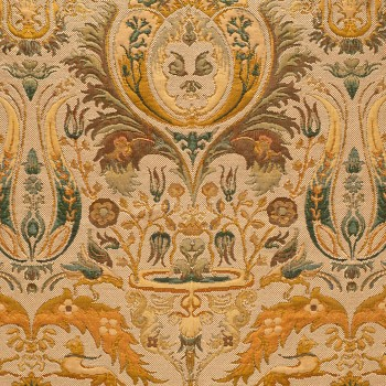 Anichini Charlemagne Tapestry Fabric By The Yard