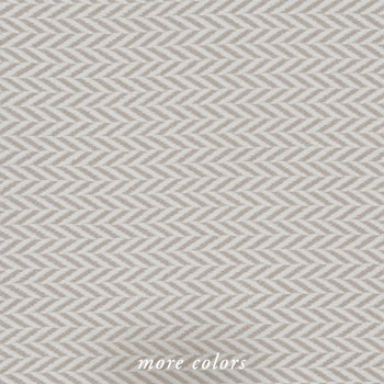 CHEVRON BLANKET WEIGHT FABRIC BY-THE-YARD