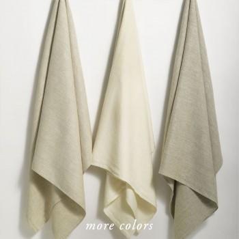 DONATAS LINEN BATH TOWELS