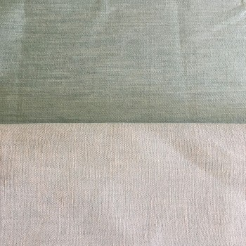 JANUS LINEN CURTAINS