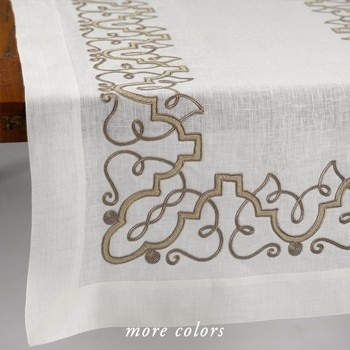MOROCCAN TABLE LINENS