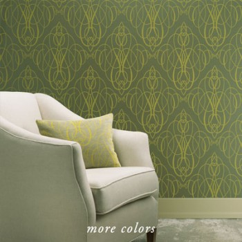 MOZART CHENILLE WALLCOVERINGS