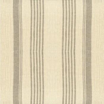Anichini Olga Striped Flatweave Linen Towels