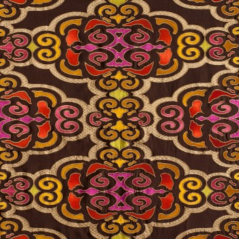 Anichini Pema Embroidered Fabric By The Yard