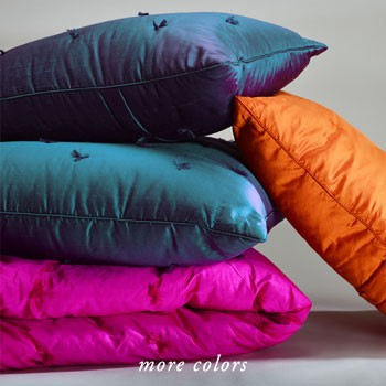 SITARA BRIGHTS SILK QUILTS & SHAMS