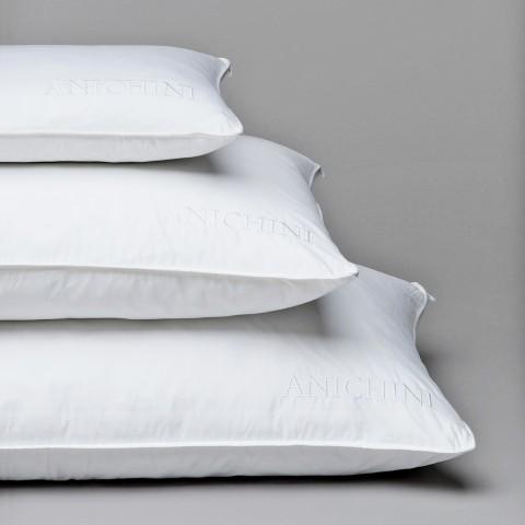 Anichini Signature Embroidered Egyptian Cotton Pillow Protectors