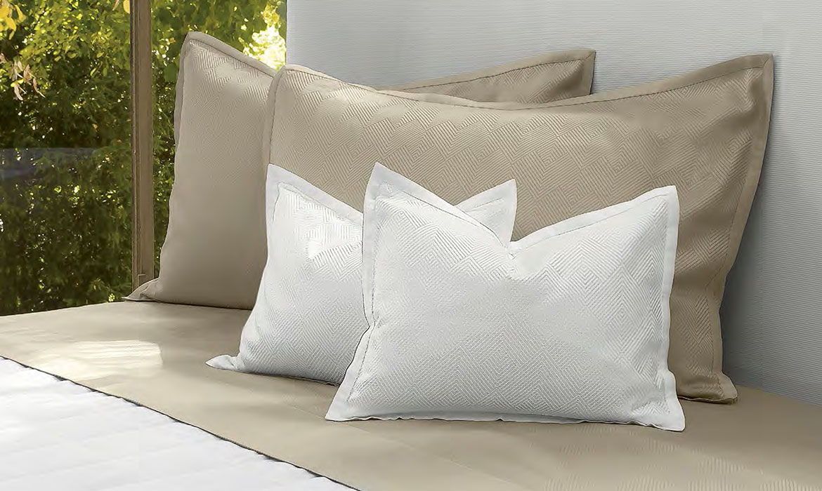 Anichini Chieri Collection - Luxury Italian Sateen And Jacquard Modern Sheets