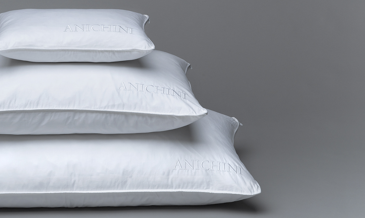 Anichini Luxury Down & Down Alternative Pillows