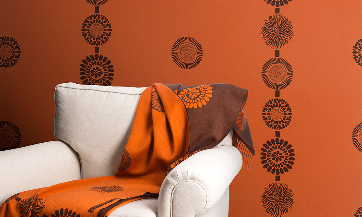Anichini Modern Wallcoverings: Wide-Width, Environmentally Friendly Luxury Designer Wallcoverings