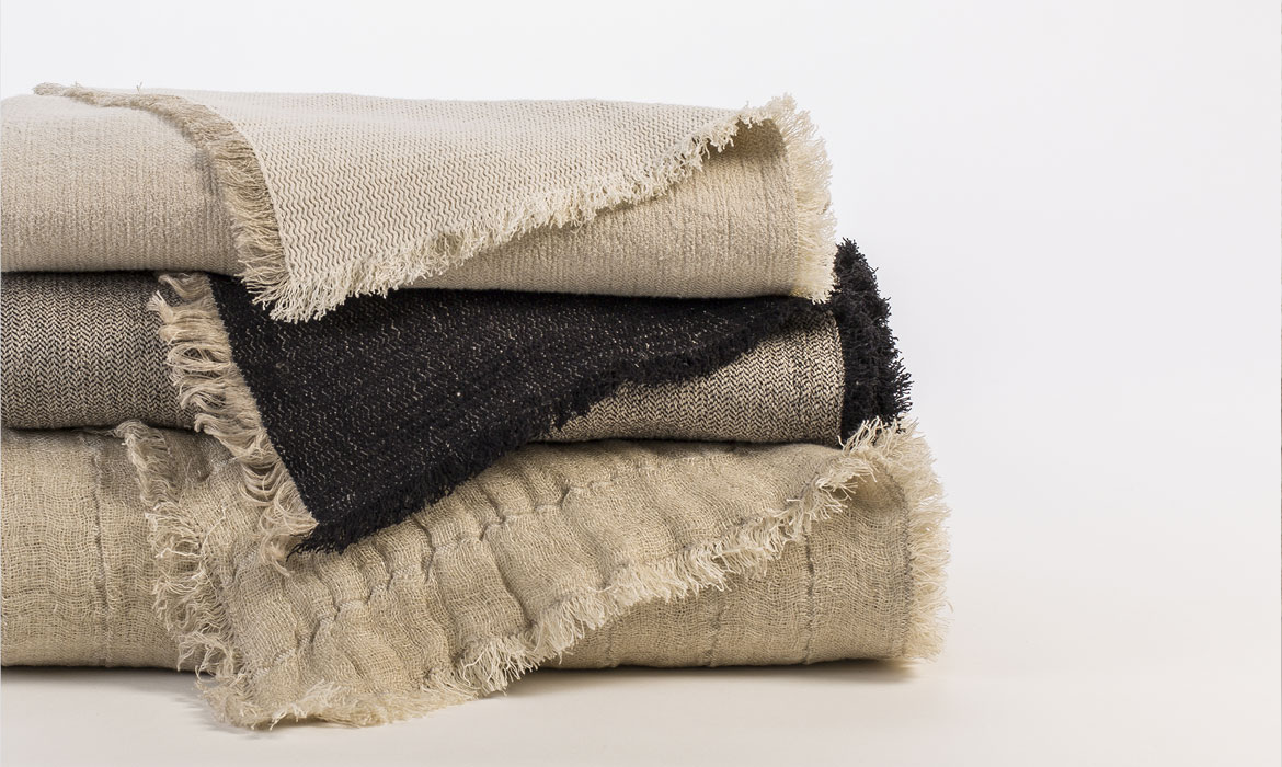 Anichini Oversized Bed Throws