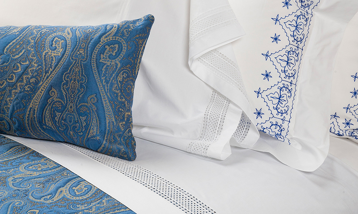 Anichini Italian Luxury Percale Sheets