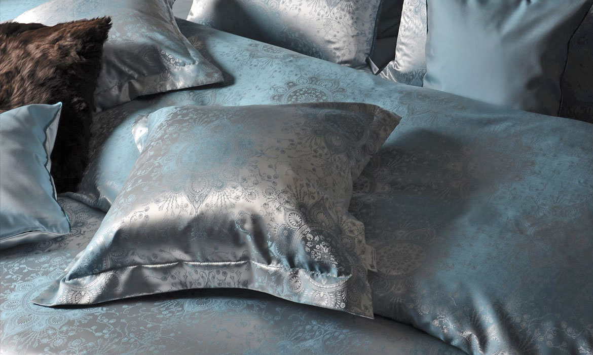 Anichini Silk Sateen Sheets
