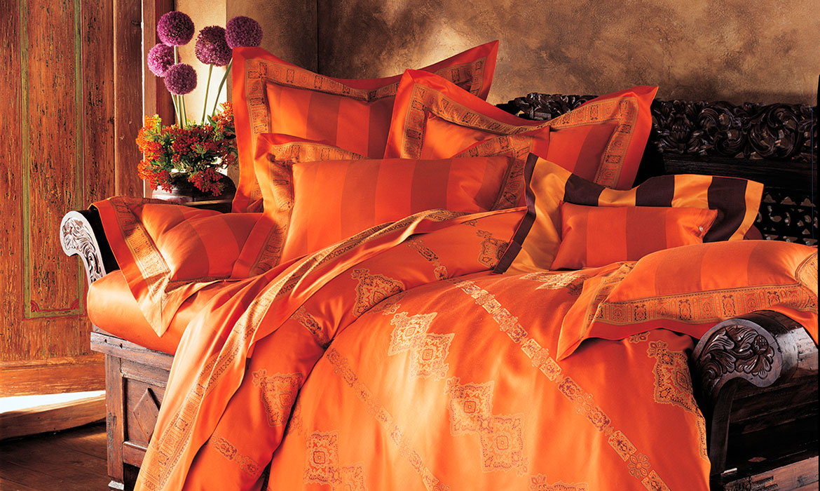 Anichini High End Sateen And Jacquard Sheets
