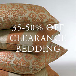 35-50% OFF Clearance Bedding Sale
