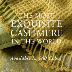 Anichini Custom Hand Loomed Cashmere