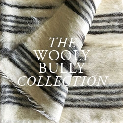 Brushed Wool Pillows And Rugs