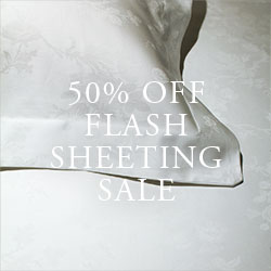50% OFF Flash Sheeting Sale